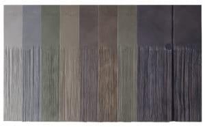 Hand-Split Siding palette