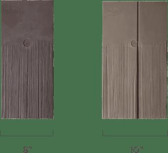 Hand-Split Shake Siding Tiles