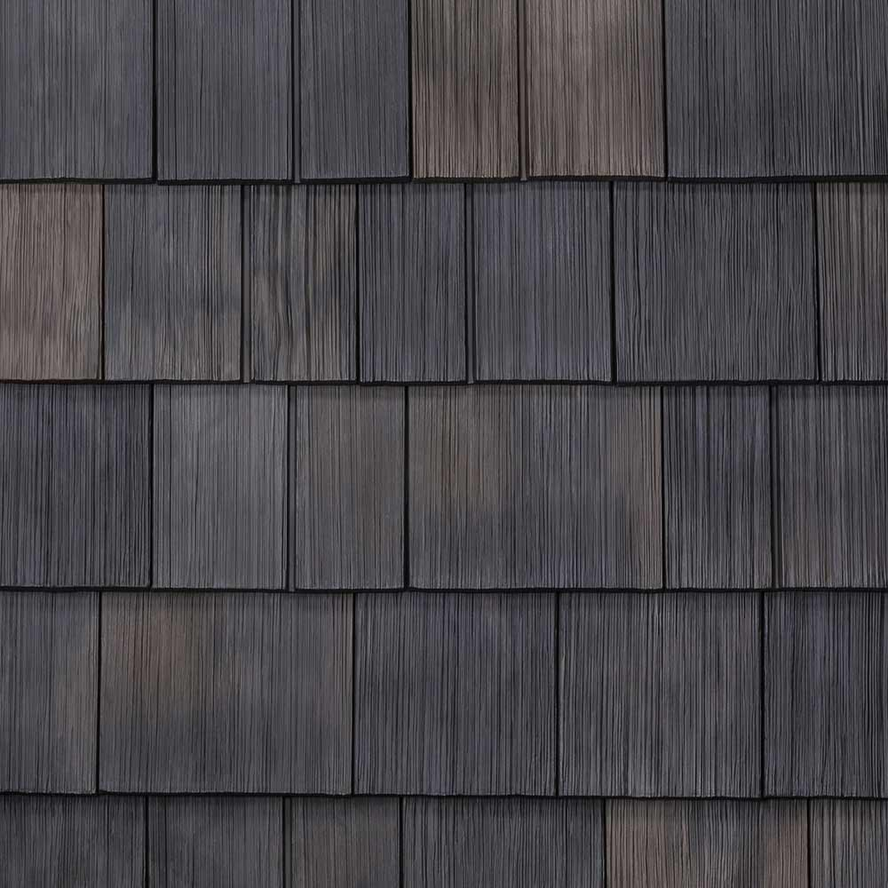 Hand-Split Siding Black Oak