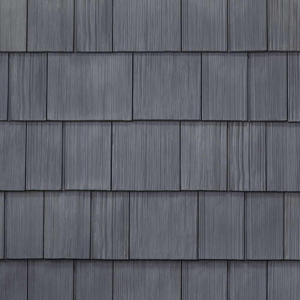 Hand-Split Siding Slate Blue