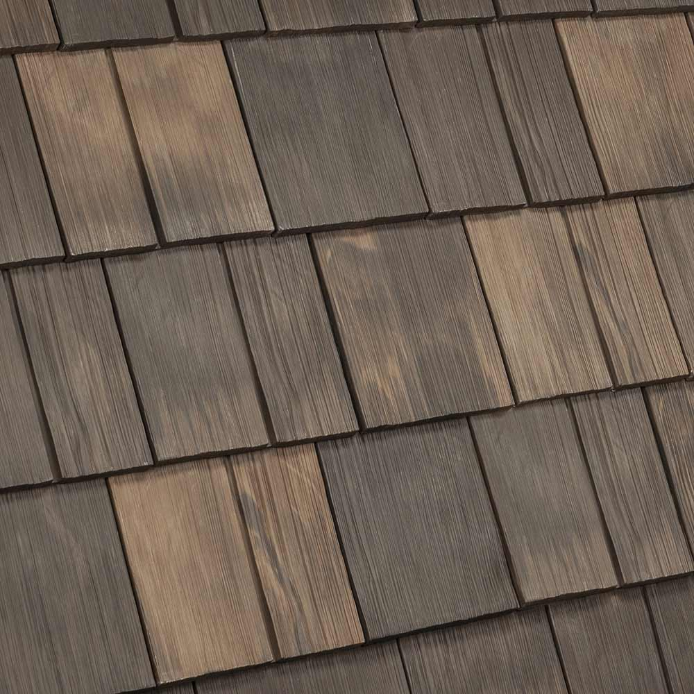 Composite Select Shake Roofing Davinci Roofscapes