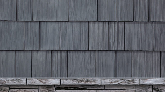 hand split siding product from davinci roofscapes