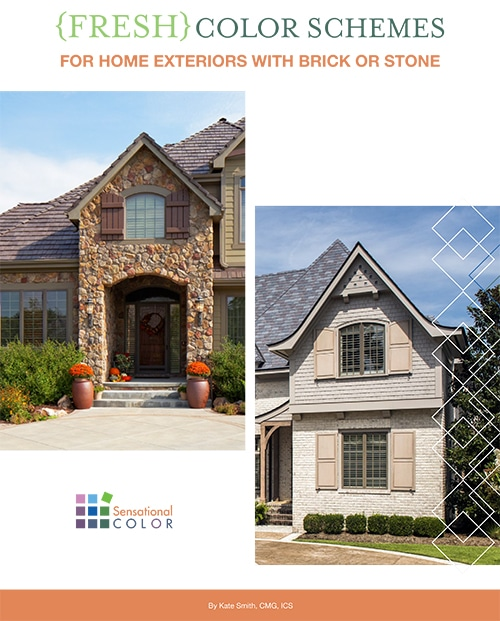 e-book_FRESH Color Schemes for Homes with Brick or Stone