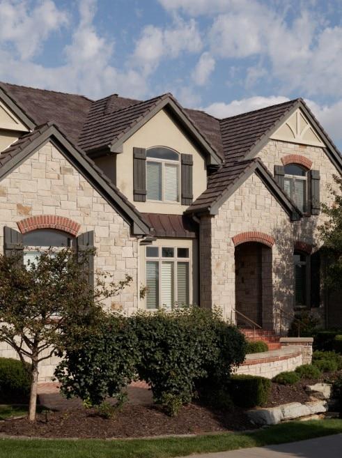 Weatherguard roofing composite shake