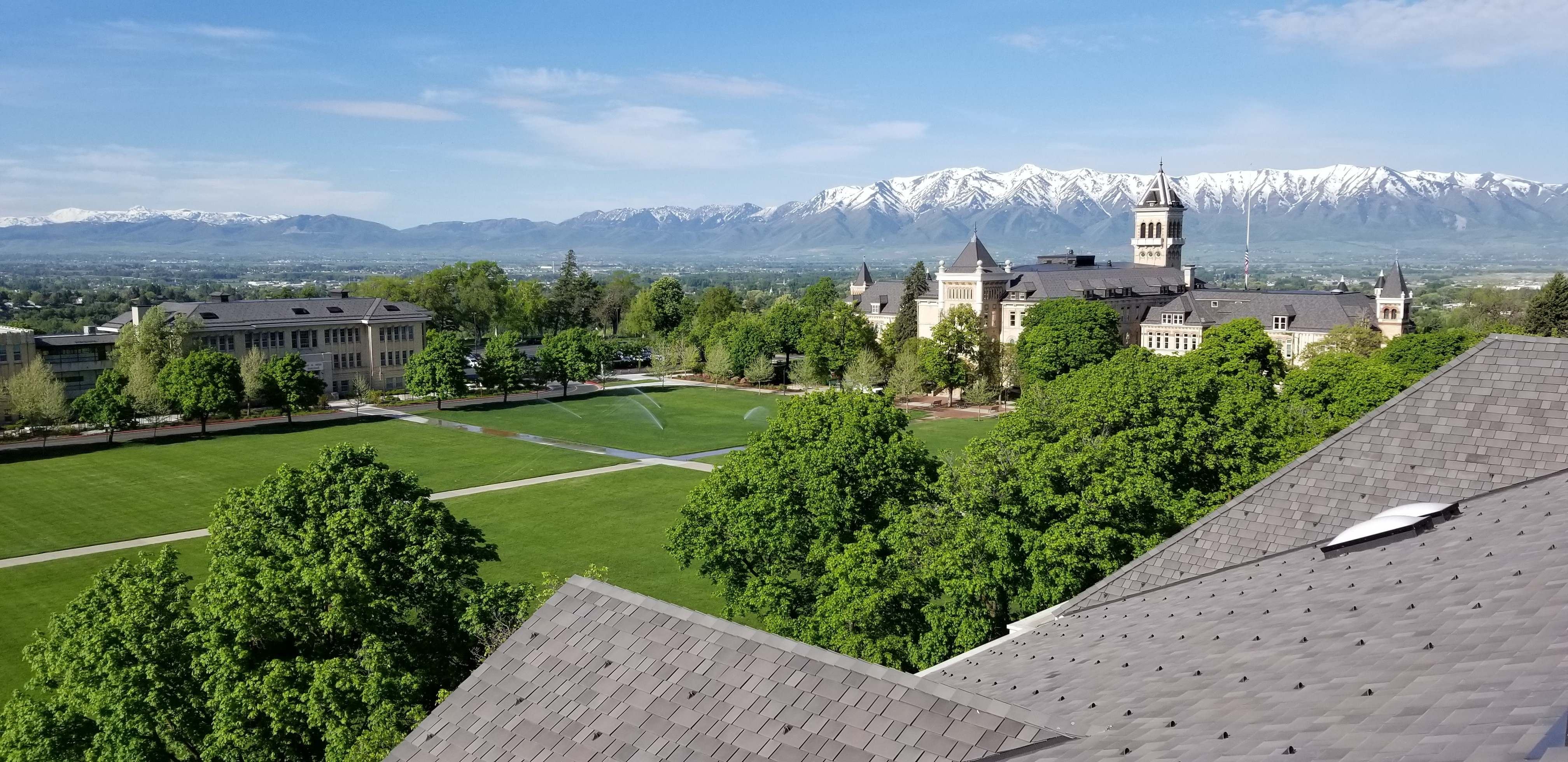 Composite Shake Roofs Utah State Univeristy