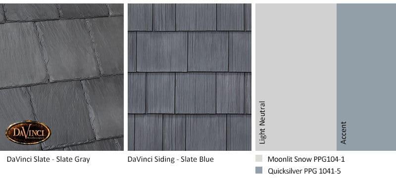 4. Bellaforte Slate – Slate Gray – Slate Blue siding exterior color schemes