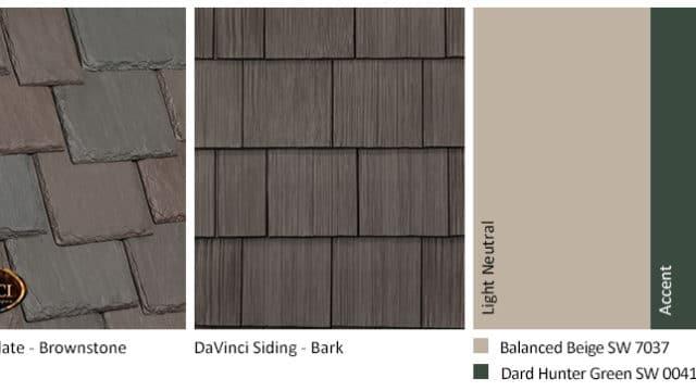 5. Multi-Width Slate – Brownstone – Bark