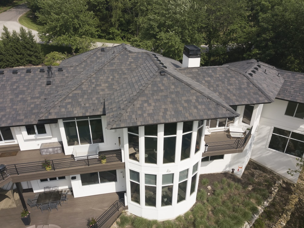 black oak roofing