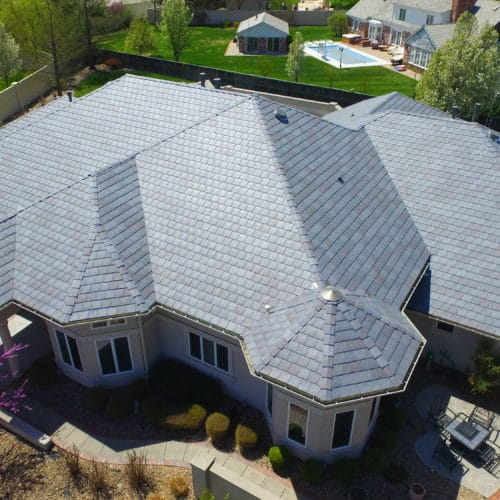 Composite Slate Roofing