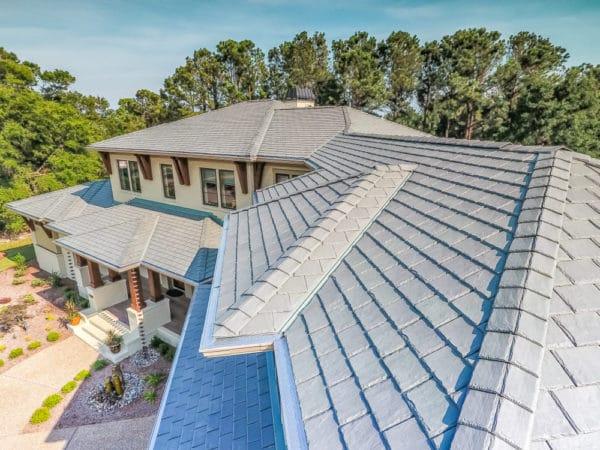 slate composite roof