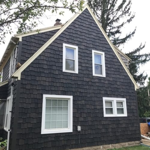 Black Oak Residential – Siding