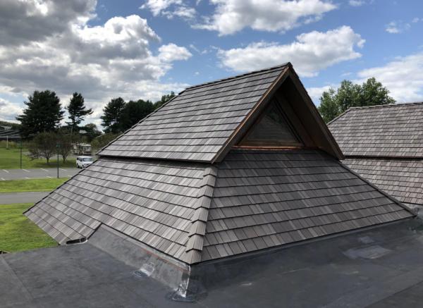 yiddish center roof