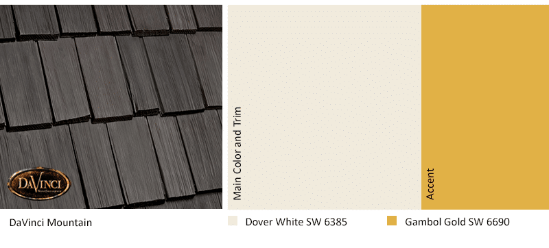 Color Trends Mountain Dover White