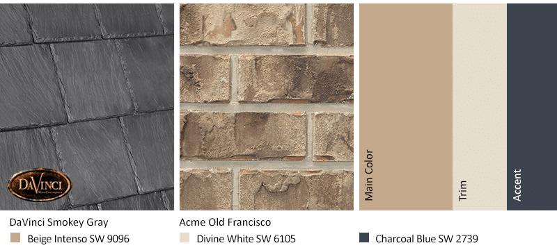 Full Circle Tan-Buff – Bellaforté Slate Smokey Gray. Catch the trend.