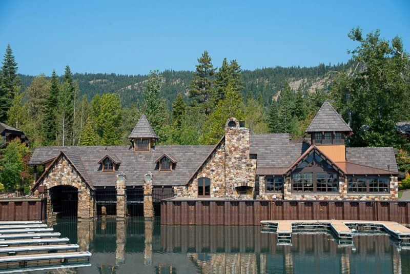 This new roof on the Tahoe estates was an offer nobody could refuse