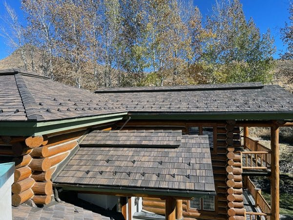The right roofer