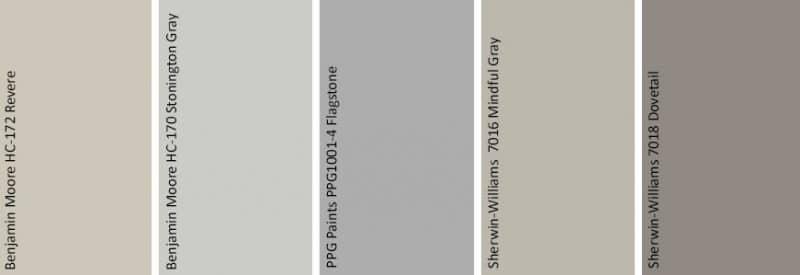 DaVinci Exterior Colors Gray